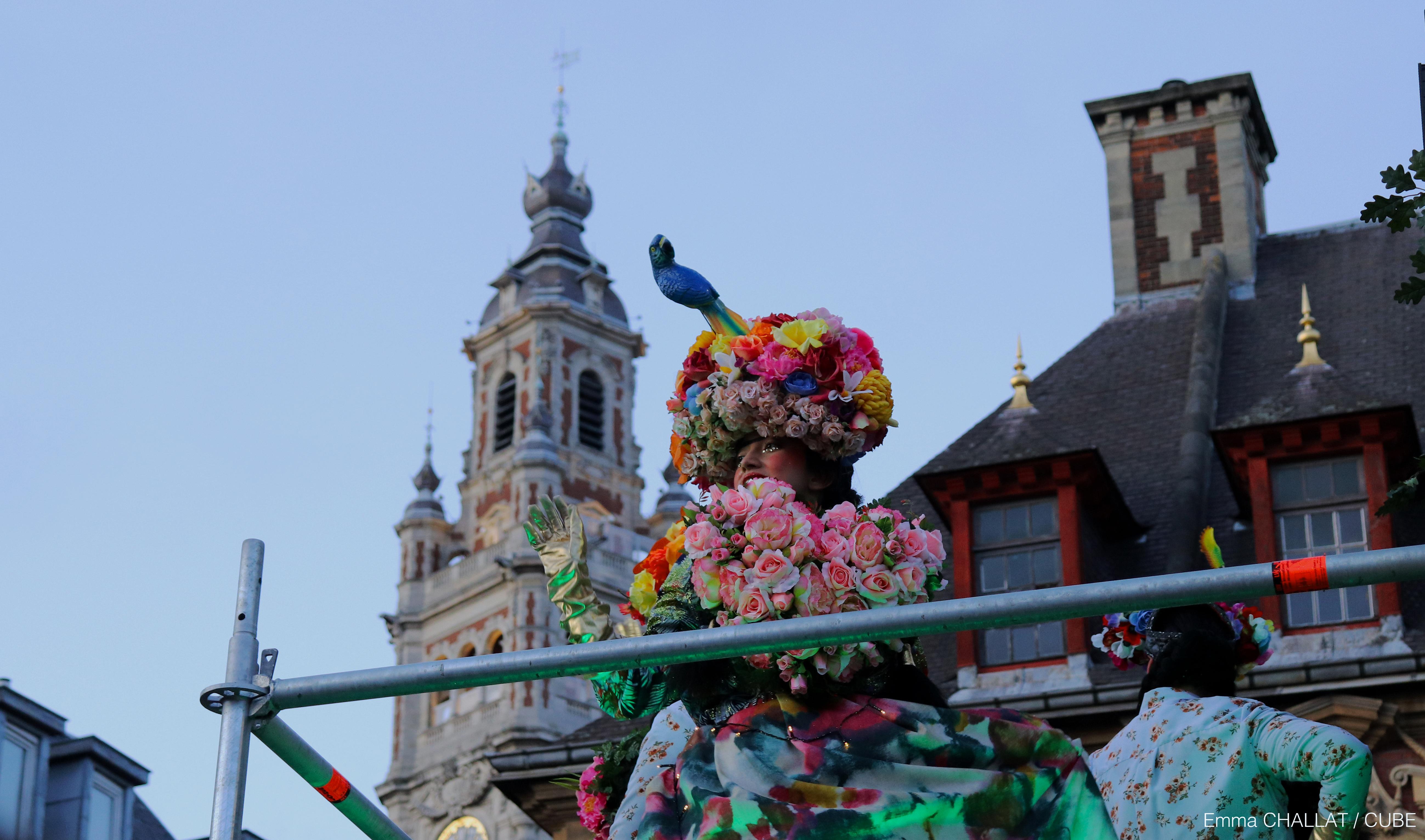 Frida fleurie